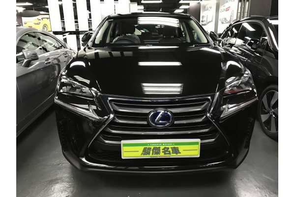 LEXUS NX300H ULTIMATE